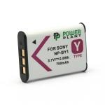 Аккумулятор PowerPlant Sony NP-BY1 750mAh