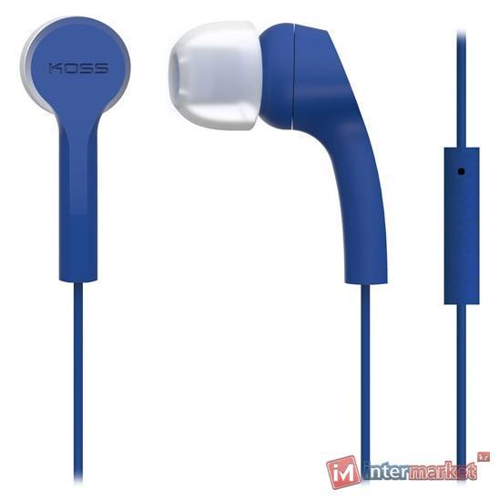 Гарнитура Koss KEB9ib, blue