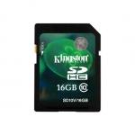 Карта памяти Kingston Class 10 SDHC 16GB