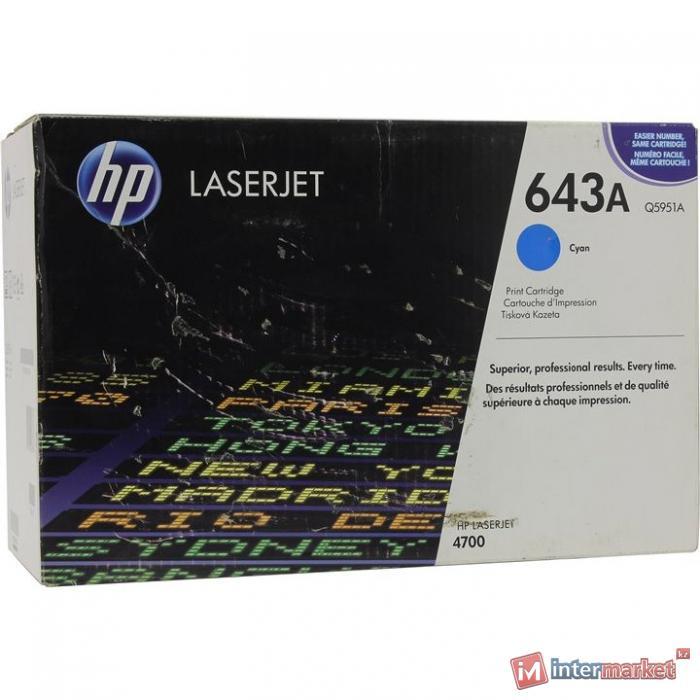 Оригинальный картридж HP Q5951A