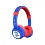 Наушники-накладные беспроводные ELARI FixiTone Air сине-красный