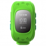 Часы Smart Baby Watch Q50, green