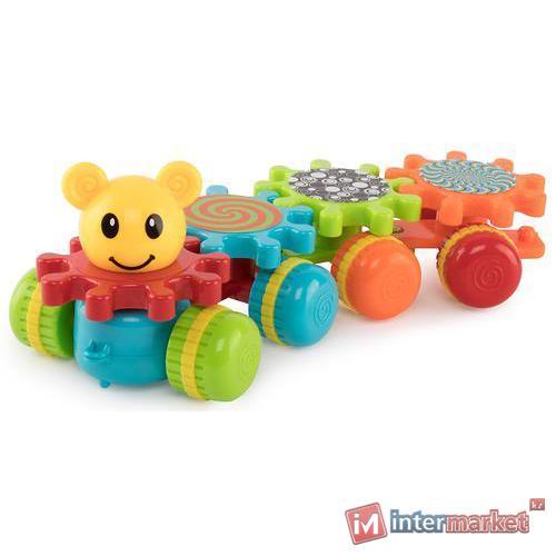 Развивающая игрушка Happy Baby Mechanix Train