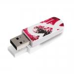 USB Флеш 16GB 2.0 Verbatim 049414 красный