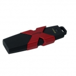 USB Флеш 64GB 3.1 Kingston HXS3/64GB черный